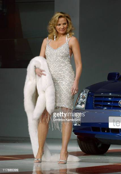 Kim Cattrall during TEN GM Rocks Award Season With Cars Stars and Fashion Show at Sunset and Vine in Hollywood California United States