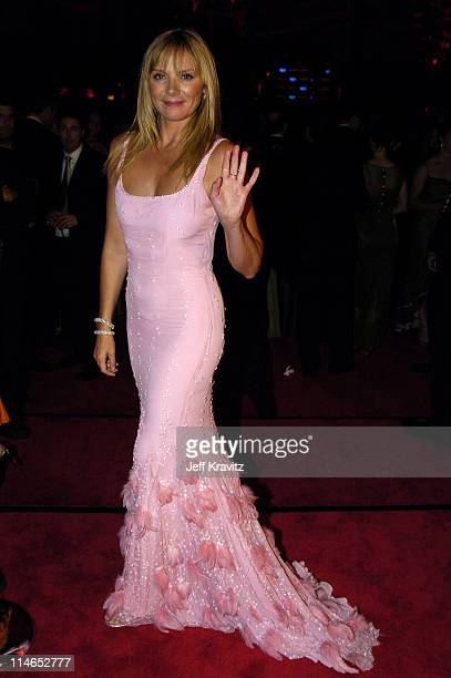 Kim Cattrall during The 56th Annual Primetime Emmy Awards HBO After Party in Beverly Hills California United States