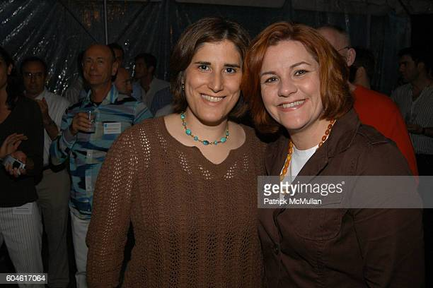 Kim Catullo and Christine Quinn attend Schools Out Party Benefiting The HETRICK MARTIN INSTITUTE and The Harvey Milk High School at The Home of Peter...