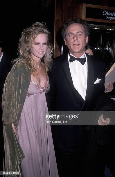 Kim Cermack and Art Garfunkel during Gala Tribute To Mike Nichols at Waldorf Astoria in New York City New York United States