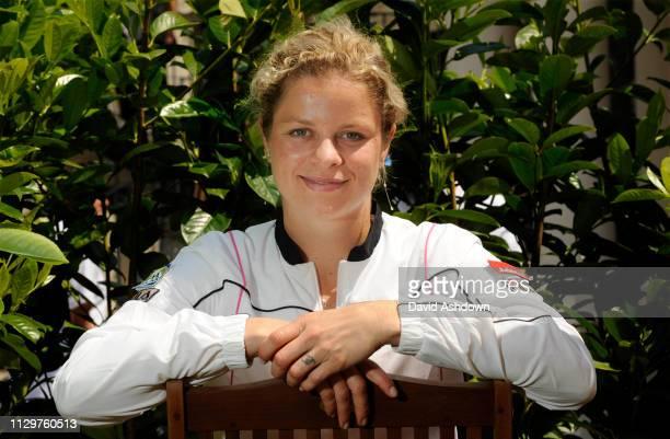 Kim Clijsters 14/6/2010