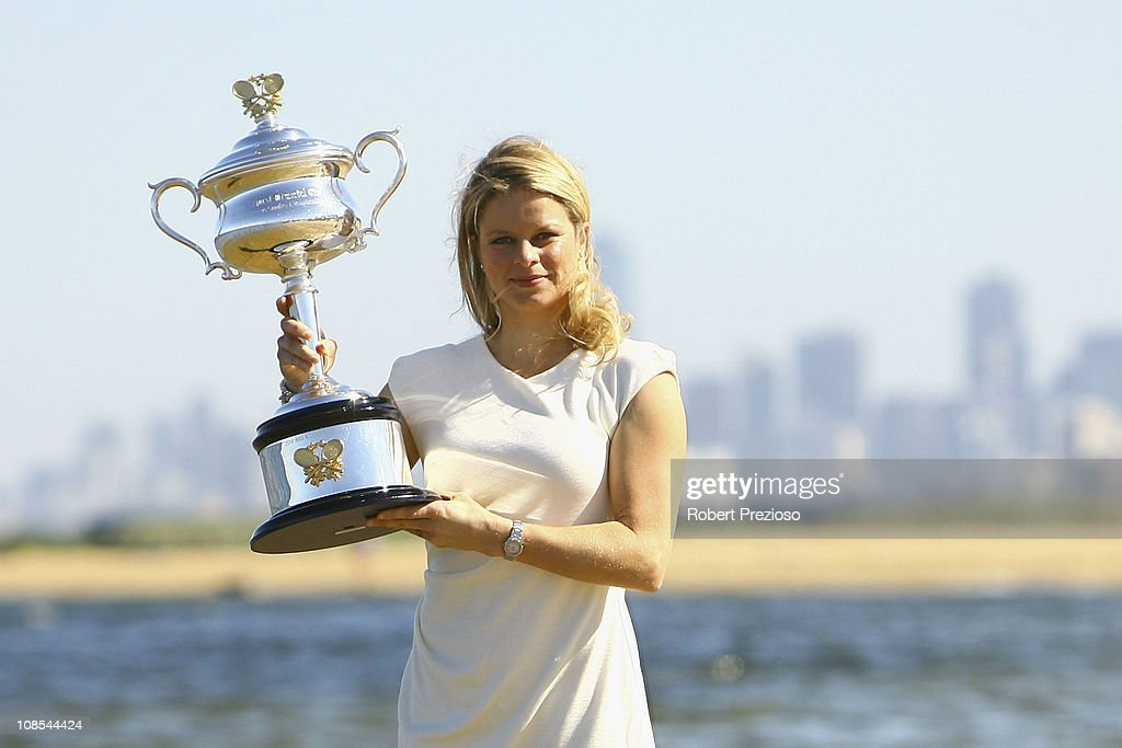 Australian Open 2011 - Women's Champion Photocall