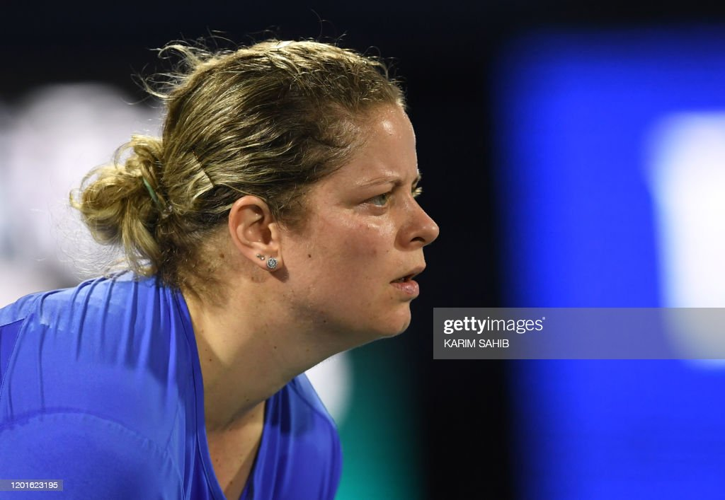 TENNIS-WTA-DUBAI-UAE : News Photo