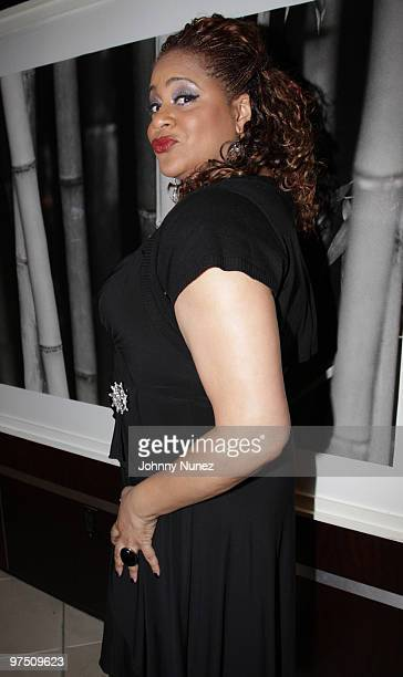 Kim Coles attends a celebration of African American Oscar winners and nominees at Luxe Hotel on March 6 2010 in Los Angeles California