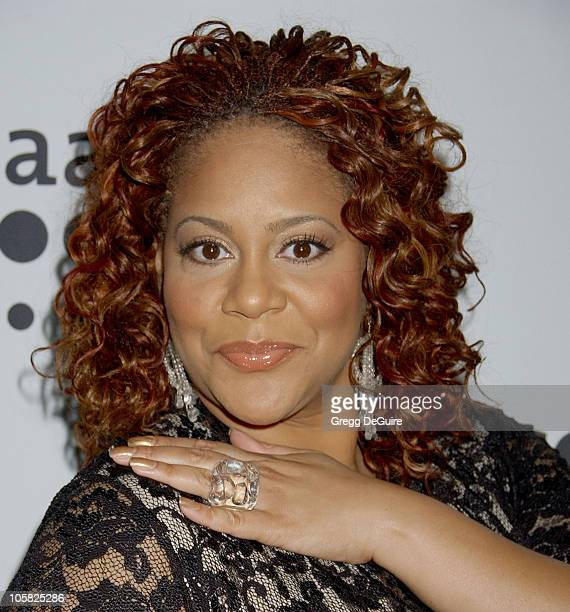 Kim Coles during 18th Annual GLAAD Media Awards Los Angeles Arrivals at Kodak Theatre in Hollywood California United States