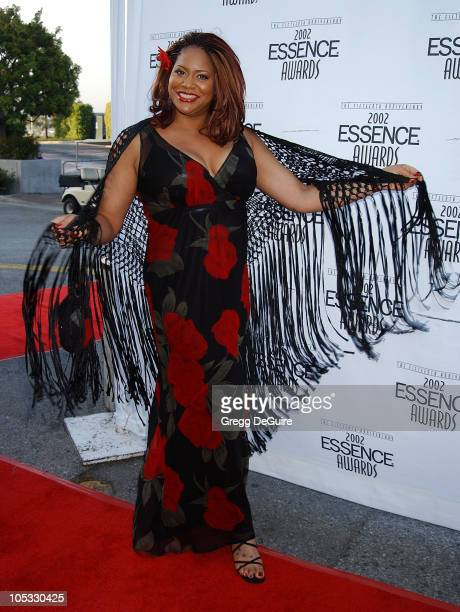 Kim Coles during 2002 Essence Awards Arrivals at Universal Amphitheater in Universal City California United States