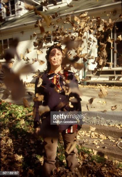 Kim Deal portrait Dayton Ohio United States 1995