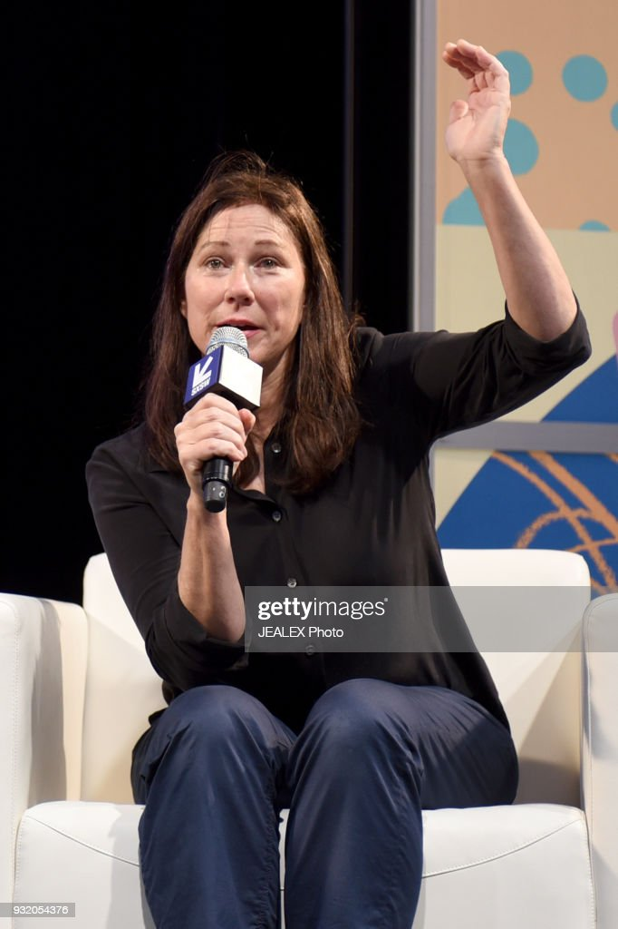 A Conversation with Kim Deal & Steve Albini - 2018 SXSW Conference and Festivals : News Photo