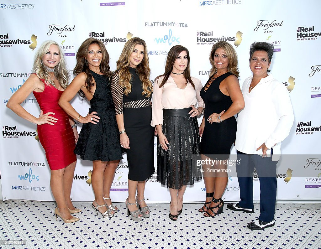 """Real Housewives Of New Jersey"" Season 7 Premiere Party"