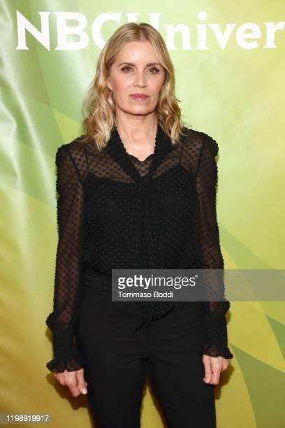 Kim Dickens attends the 2020 NBCUniversal Winter Press Tour at The Langham Huntington Pasadena on January 11 2020 in Pasadena California