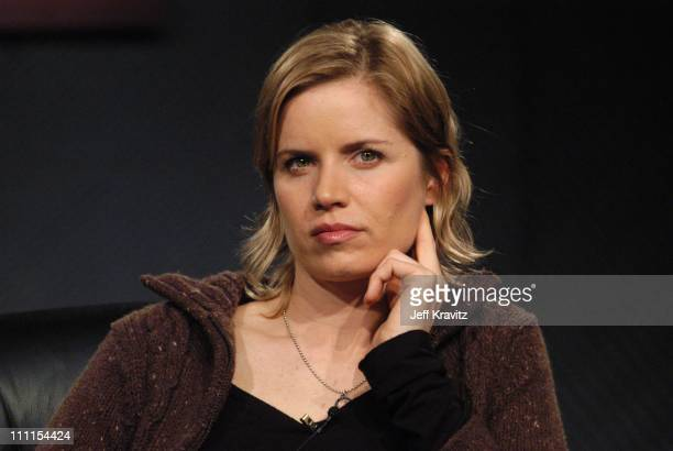 Kim Dickens during Showtime Networks Inc Television Critics Associations Presentation at Renaissance Hotel in Hollywood CA United States