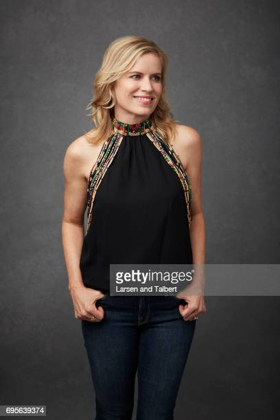 Kim Dickens is photographed for Entertainment Weekly Magazine on June 11 2017 in Austin Texas
