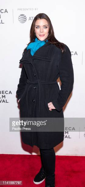 Kim Director attends Extremely Wicked Shockingly Evil And Vile during 2019 Tribeca Film Festival at The Stella Artois Theatre Manhattan