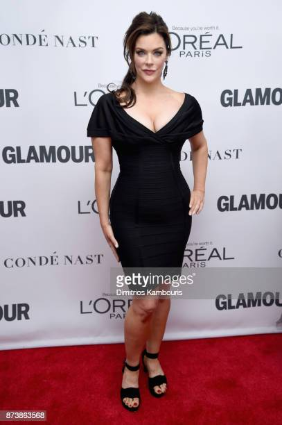 Kim Director attends Glamour's 2017 Women of The Year Awards at Kings Theatre on November 13 2017 in Brooklyn New York