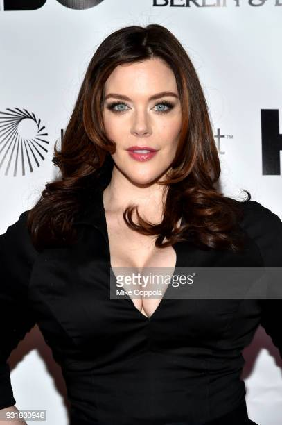 Kim Director attends Opening Act's 12th Annual Benefit Play Reading Hear Me Here At New World Stages on March 13 2018 in New York City