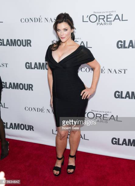 Kim Director attends the 2017 Glamour Women of The Year Awards at Kings Theatre on November 13 2017 in New York City