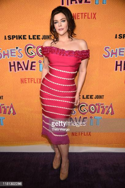 Kim Director attends the She's Gotta Have It Season 2 Premiere at Alamo Drafthouse on May 23 2019 in Brooklyn New York