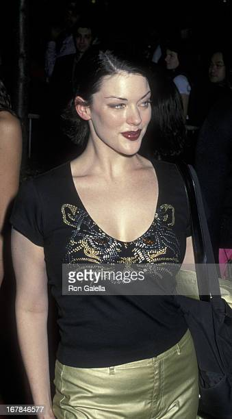 Kim Director attends the world premiere of 'Bamboozled' on October 2 2000 at the Ziegfeld Theater in New York City