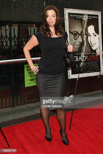 Kim Director during 'Crazy Love' New York Premiere Red Carpet at Beekman 1 2 Theater at 1271 Second Avenue on 62nd Street in New York City New York...