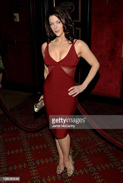 Kim Director during 'Inside Man' New York City Premiere Inside Arrivals at Ziegfeld Theater in New York City New York United States