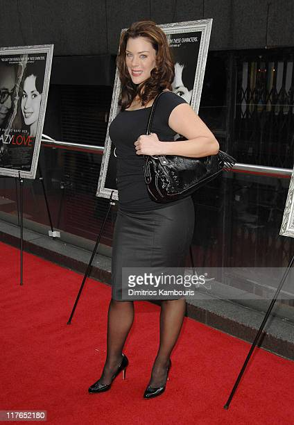 Kim Director during Magnolia Pictures 'Crazy Love' New York Premiere Red Carpet at The Beekman Theater in New York City New York United States