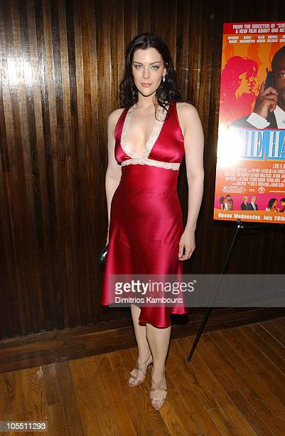Kim Director during 'She Hate Me' New York Premiere After Party at Maritime Hotel in New York City New York United States