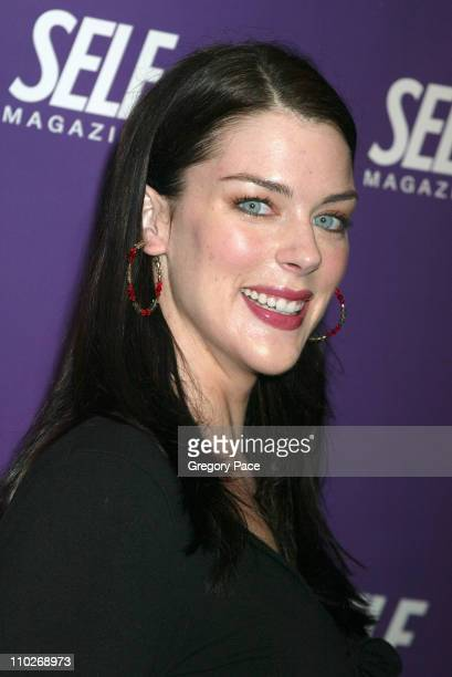 Kim Director during The Grand Opening of the Self Magazine Self Center Arrivals and Inside the Party at Self Center in New York City New York United...