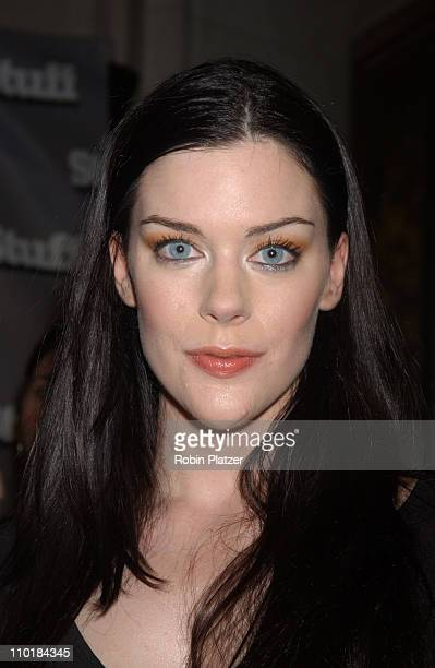 Kim Director of Blair Witch Project 2 during 2003 MTV Video Music Awards Stuff Magazine PreVMA Party Hosted By Missy Elliot and Dave Meyers at SHOW...