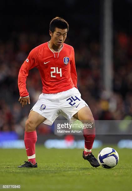 Kim Do Heon of Korea Republic