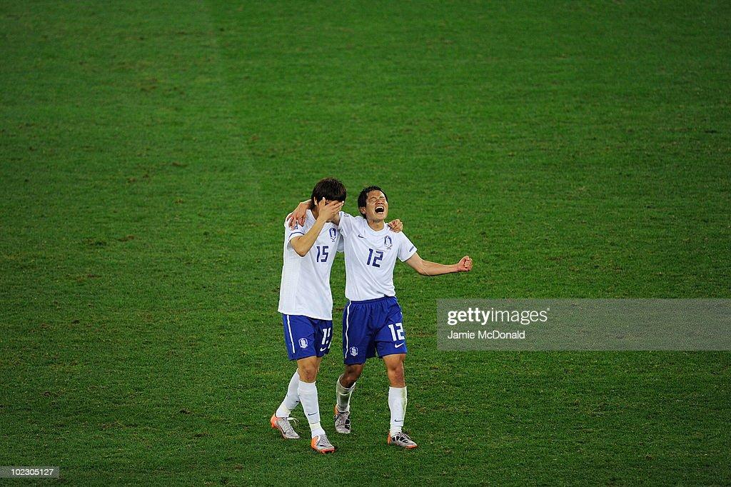 Nigeria v South Korea: Group B - 2010 FIFA World Cup