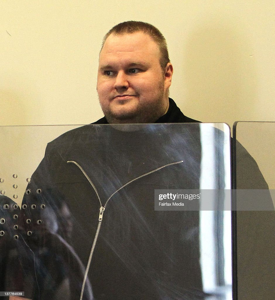 Police Seize Property Following the Arrest Of Megaupload Founder