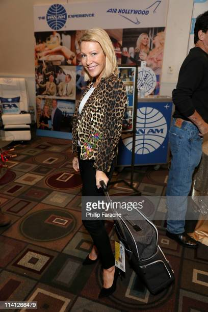 Kim Douglas attends the Daytime Emmy Awards PreAwards Networking Party/Gift Lounge at Pasadena Convention Center on May 4 2019 in Pasadena California