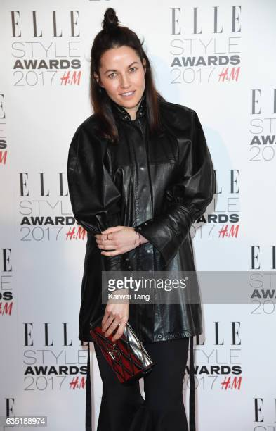 Kim Ellery attends the Elle Style Awards 2017 on February 13 2017 in London England