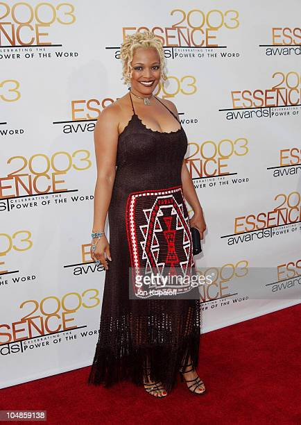 Kim Fields during 16th Annual Essence Awards at The Kodak Theatre in Hollywood California United States