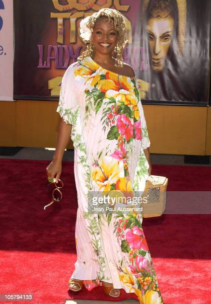 Kim Fields during 9th Annual Soul Train Lady of Soul Awards Arrivals at Pasadena Civic Center in Pasadena California United States