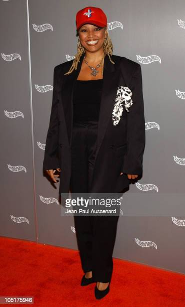 Kim Fields during Hot Wheels Hall of Fame Induction Gala and Charity Benefit Orange Carpet at Petersen Automotive Museum in Los Angeles California...