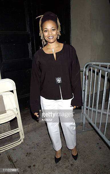 Kim Fields during LIFEBeat's Urban AID 2 Benefit Concert at Beacon Theater in New York City New York United States