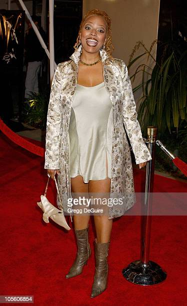 Kim Fields during Ray Los Angeles Premiere Arrivals at Cinerama Dome in Hollywood California United States
