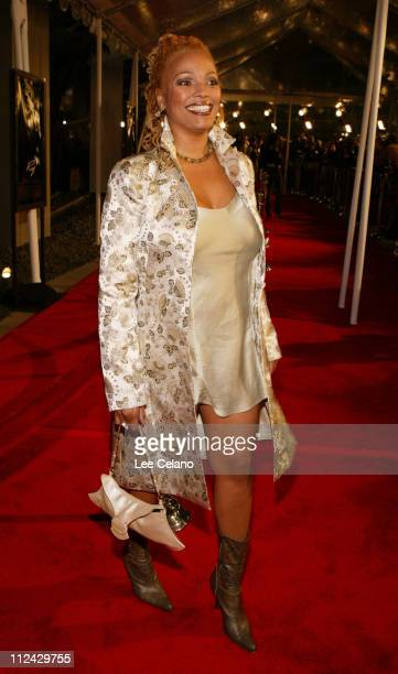 Kim Fields during Ray Los Angeles Premiere Red Carpet at ArcLight Cinemas in Hollywood California United States