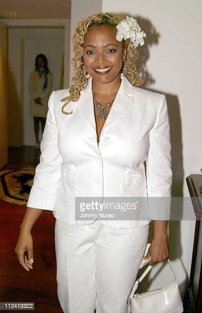 Kim Fields during TCI Country Presentation and Reception at Tribeca Luxury Loft in New York City New York United States