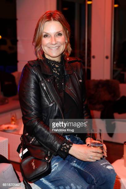 Kim Fisher attends the 'Baltic Lights' charity event on March 10, 2017 in Heringsdorf, Germany. Every year German actor Till Demtroder hosts a...