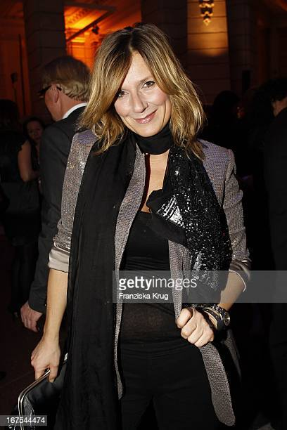 Kim Fisher Bei Der Ard Blue Hour Opening Party Bei Der 60 Berlinale In Berlin