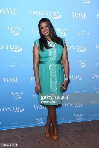Kim Foxx attends Raising Our Voices Supporting More Women in Hollywood Politics at Four Seasons Hotel Los Angeles in Beverly Hills on February 19...