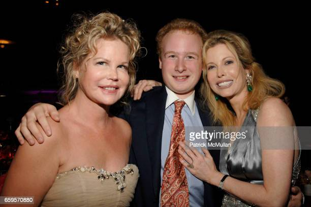 Kim Garfunkel James Garfunkel and Diandra Douglas attend The 2009 ALZHEIMER's ASSOCIATION RITA HAYWORTH GALA Themed SO NEAR YET SO FAR at Waldorf...