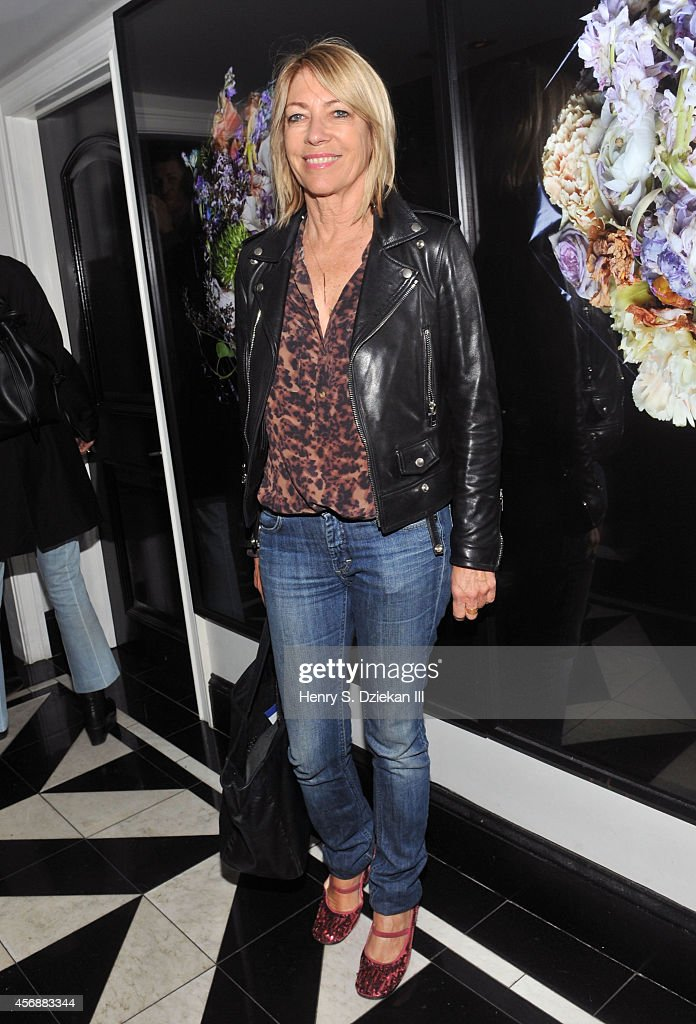 3d4e5d9fe Kim Gordon attend the Sundance Selects with W Magazine, Moncler and ...