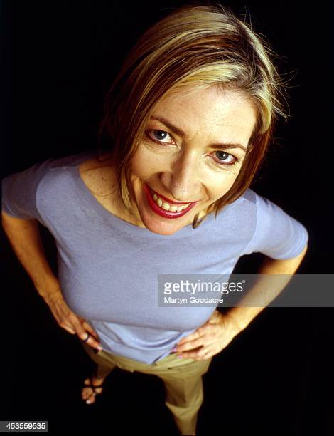 Kim Gordon of Sonic Youth portrait London United Kingdom 1998