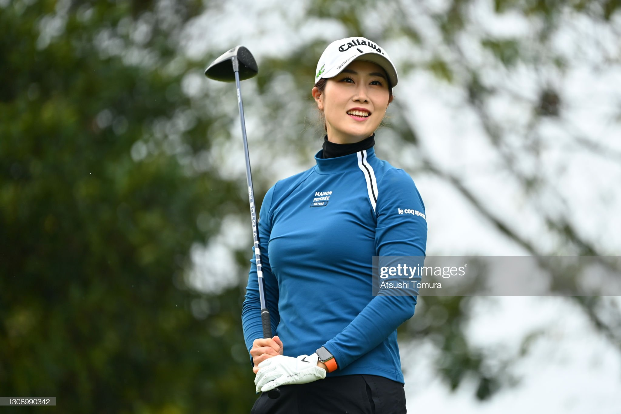 https://media.gettyimages.com/photos/kim-haneul-of-south-korea-reacts-after-her-tee-shot-on-the-12th-hole-picture-id1308990342?s=2048x2048