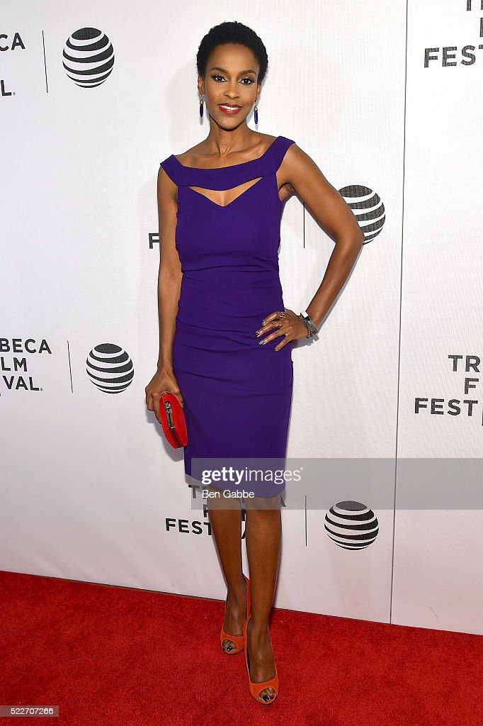 Kim Hawthorne attends the Tribeca Tune In: Greenleaf at BMCC John Zuccotti Theater on April 20, 2016 in New York City.
