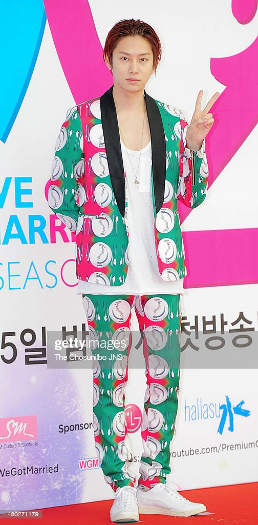 MBC 'We Got Married' Global Edition Season 2 Press Conference