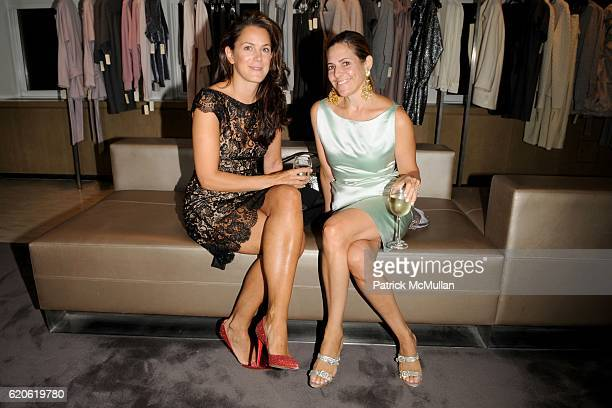Kim Hicks and Alexandra Lebenthal attend The NEW YORK TIMES BERGDORF GOODMAN Celebrate a Photography Retrospective by BILL CUNNINGHAM at Bergdorf...
